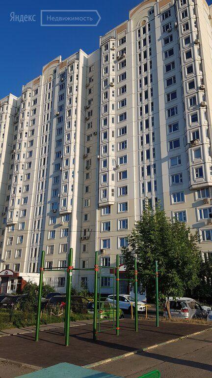 Продажа двухкомнатной квартиры Москва, метро Люблино, Белореченская улица 6, цена 11500000 рублей, 2020 год объявление №408867 на megabaz.ru