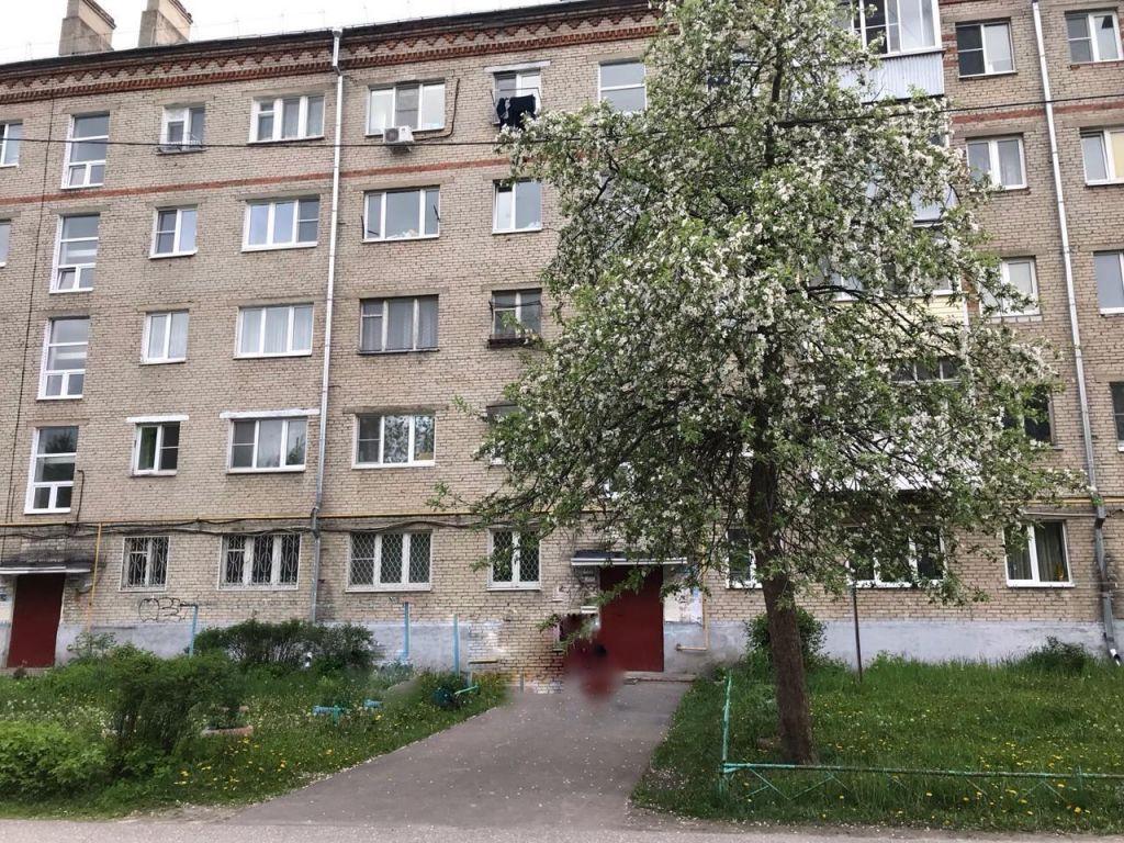 Продажа однокомнатной квартиры поселок Авсюнино, цена 1300000 рублей, 2020 год объявление №417195 на megabaz.ru