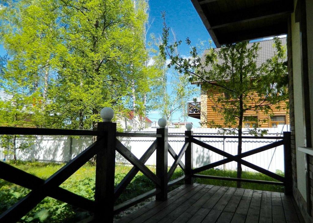 Продажа дома поселок Любучаны, Лесная улица, цена 11500000 рублей, 2020 год объявление №445291 на megabaz.ru