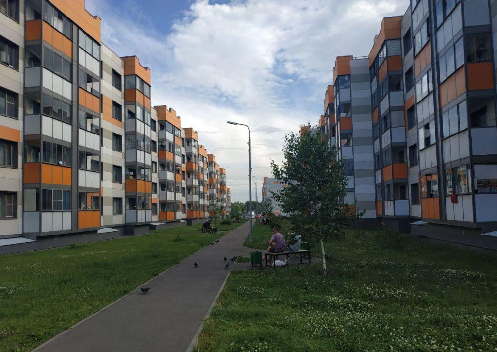Аренда однокомнатной квартиры деревня Марусино, Заречная улица 37к2, цена 18000 рублей, 2020 год объявление №1130670 на megabaz.ru