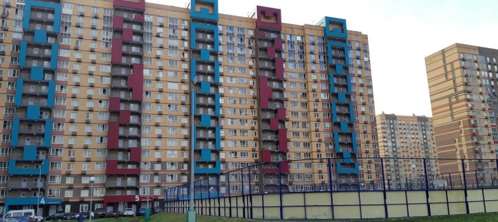 Продажа трёхкомнатной квартиры деревня Мисайлово, Литературный бульвар 2, цена 7200000 рублей, 2020 год объявление №452231 на megabaz.ru