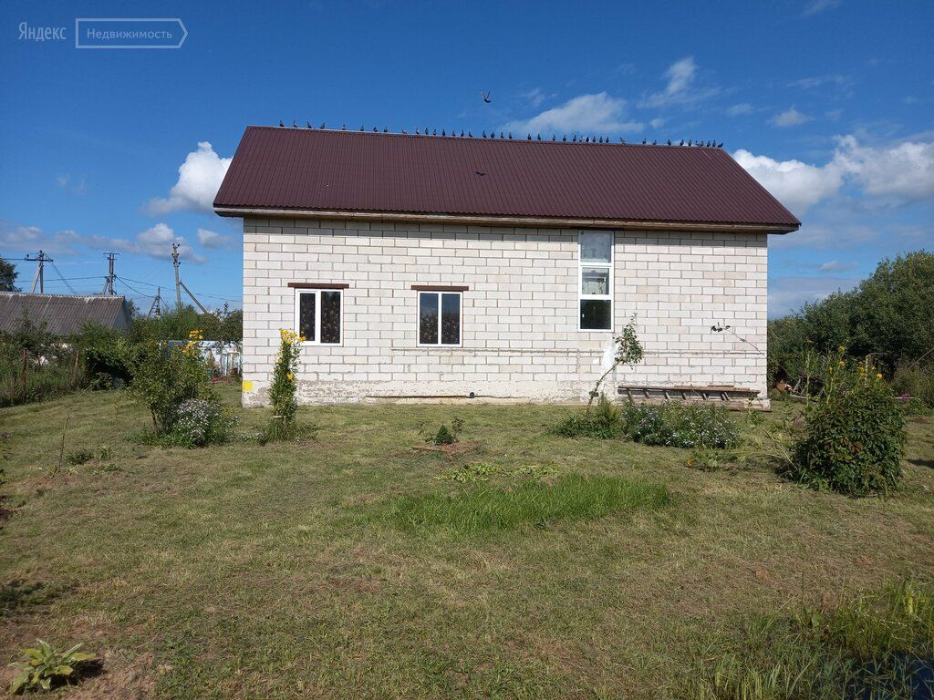 Продажа дома деревня Ивановское, цена 3200000 рублей, 2020 год объявление №479996 на megabaz.ru