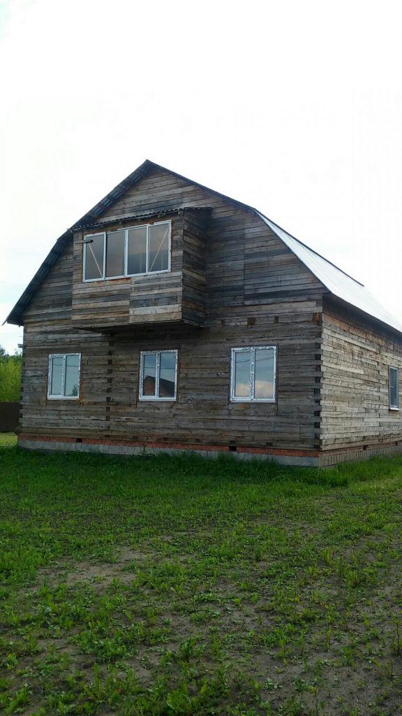 Продажа дома село Никитское, цена 2500000 рублей, 2020 год объявление №410618 на megabaz.ru