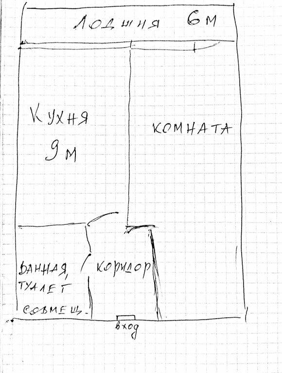 Продажа однокомнатной квартиры Москва, метро Текстильщики, Грайвороновская улица 17, цена 6600000 рублей, 2020 год объявление №409439 на megabaz.ru