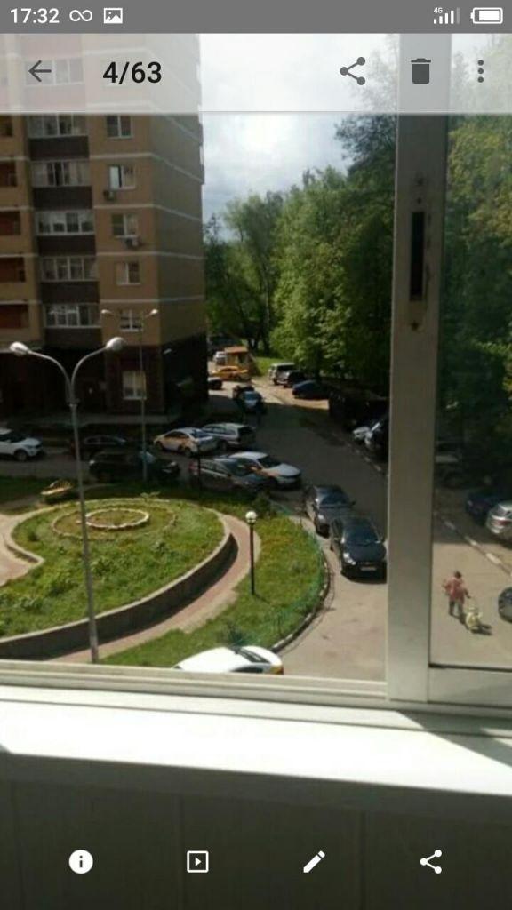 Аренда однокомнатной квартиры деревня Павлино, цена 18000 рублей, 2020 год объявление №1096956 на megabaz.ru