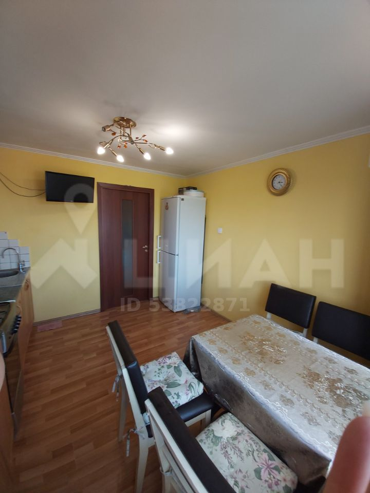 Продажа двухкомнатной квартиры поселок Нагорное, цена 3600000 рублей, 2020 год объявление №504781 на megabaz.ru