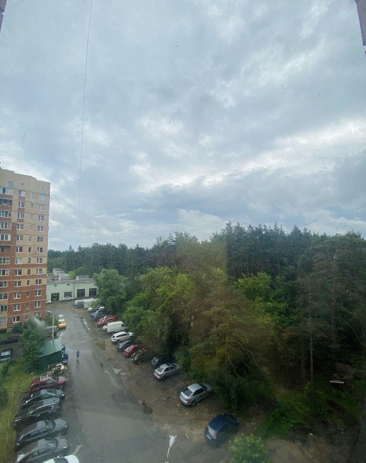 Продажа двухкомнатной квартиры рабочий посёлок Нахабино, Новая Лесная улица 7, цена 6250000 рублей, 2020 год объявление №446308 на megabaz.ru