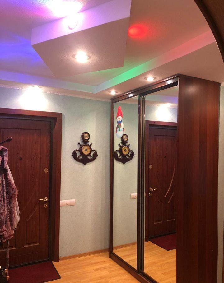 Продажа двухкомнатной квартиры село Конобеево, улица Учхоз 11, цена 2600000 рублей, 2020 год объявление №422383 на megabaz.ru