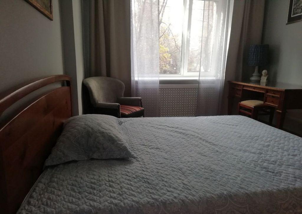 Аренда двухкомнатной квартиры Москва, метро Смоленская, Гагаринский переулок 27, цена 70000 рублей, 2020 год объявление №1071678 на megabaz.ru