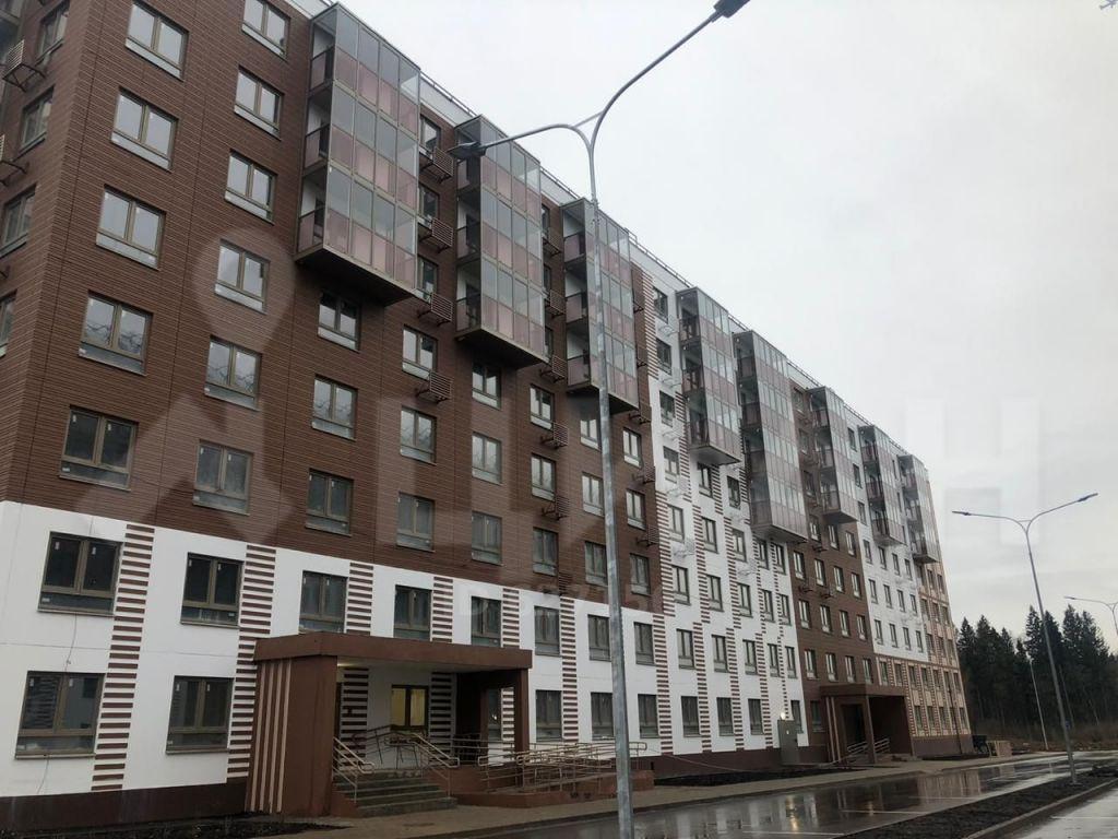 Продажа однокомнатной квартиры деревня Елино, метро Водный стадион, цена 2800000 рублей, 2020 год объявление №407199 на megabaz.ru