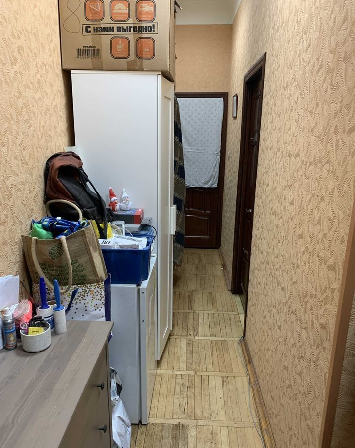 Продажа двухкомнатной квартиры Москва, метро Красные ворота, Фурманный переулок 7, цена 18000000 рублей, 2020 год объявление №403698 на megabaz.ru