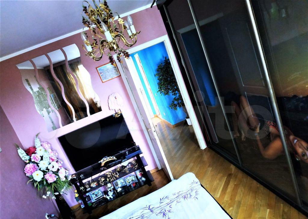 Продажа четырёхкомнатной квартиры Москва, метро Волжская, Тихая улица 4, цена 18500000 рублей, 2021 год объявление №609156 на megabaz.ru