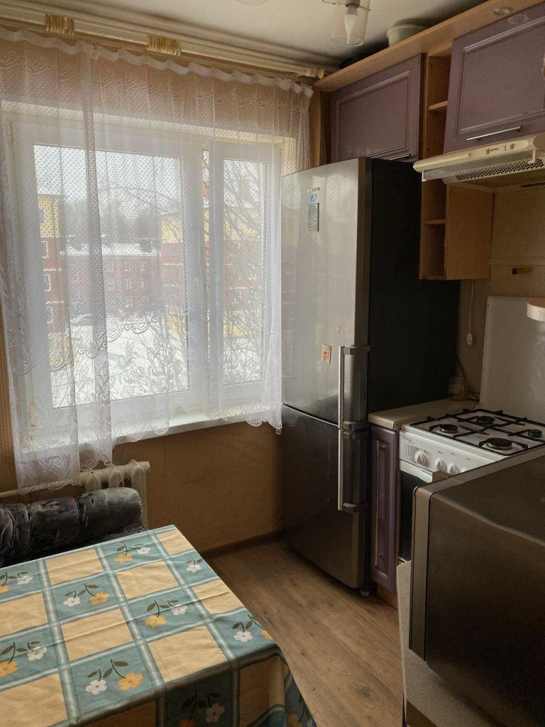 Аренда двухкомнатной квартиры Высоковск, Большевистская улица 9, цена 16000 рублей, 2020 год объявление №1116582 на megabaz.ru