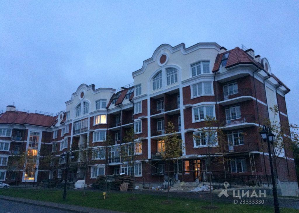 Продажа трёхкомнатной квартиры деревня Суханово, Парковая улица 3, цена 13200000 рублей, 2020 год объявление №462725 на megabaz.ru