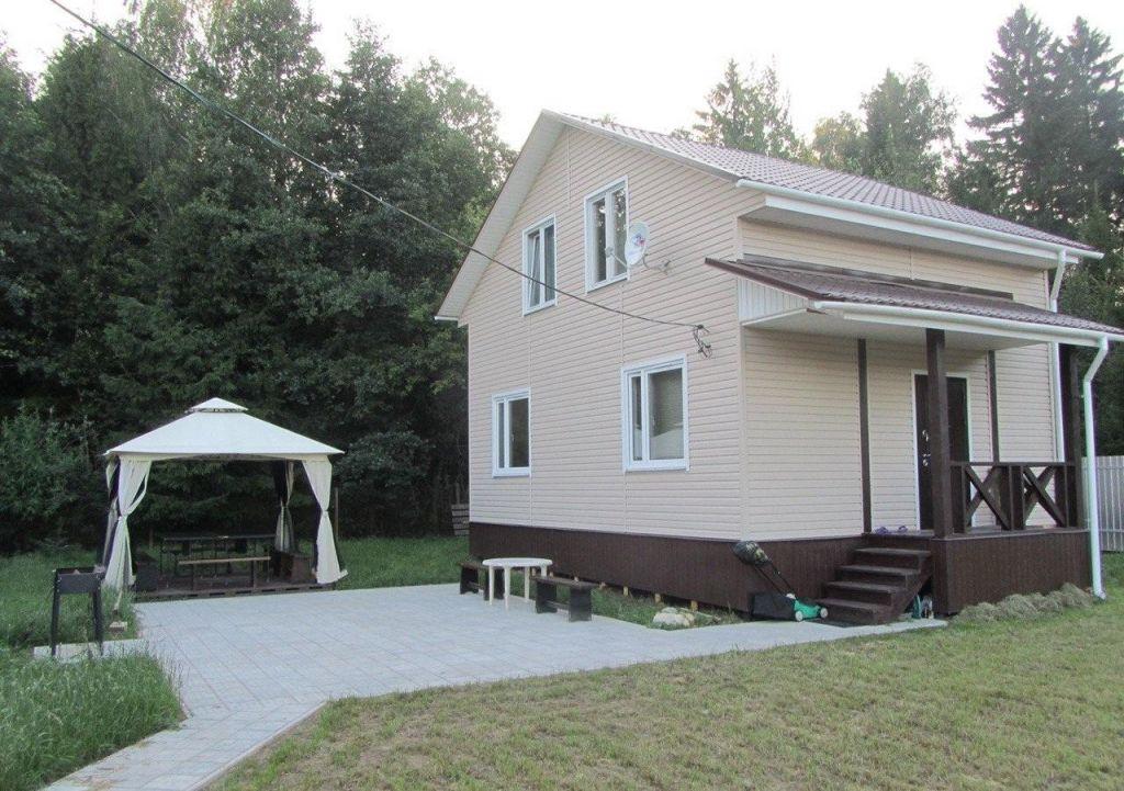 Продажа дома село Растуново, улица Нива, цена 520000 рублей, 2020 год объявление №440260 на megabaz.ru