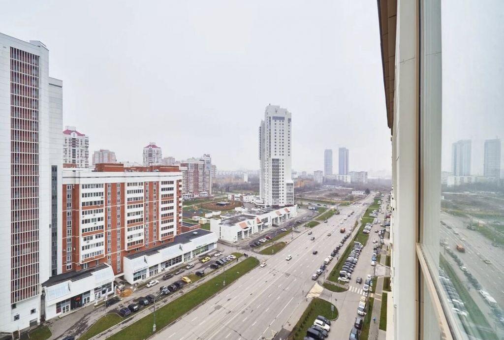 Продажа двухкомнатной квартиры Москва, Мосфильмовская улица 88к2с7, цена 28000000 рублей, 2020 год объявление №410204 на megabaz.ru