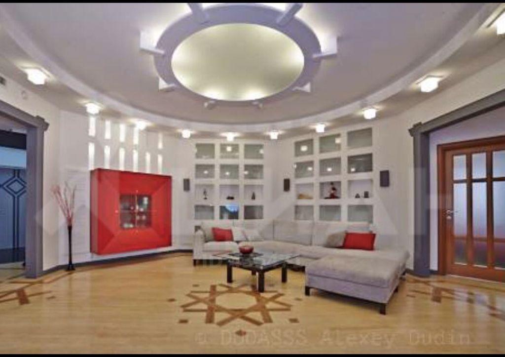 Аренда трёхкомнатной квартиры Москва, метро Смоленская, 1-й Смоленский переулок 17, цена 270000 рублей, 2020 год объявление №1071009 на megabaz.ru