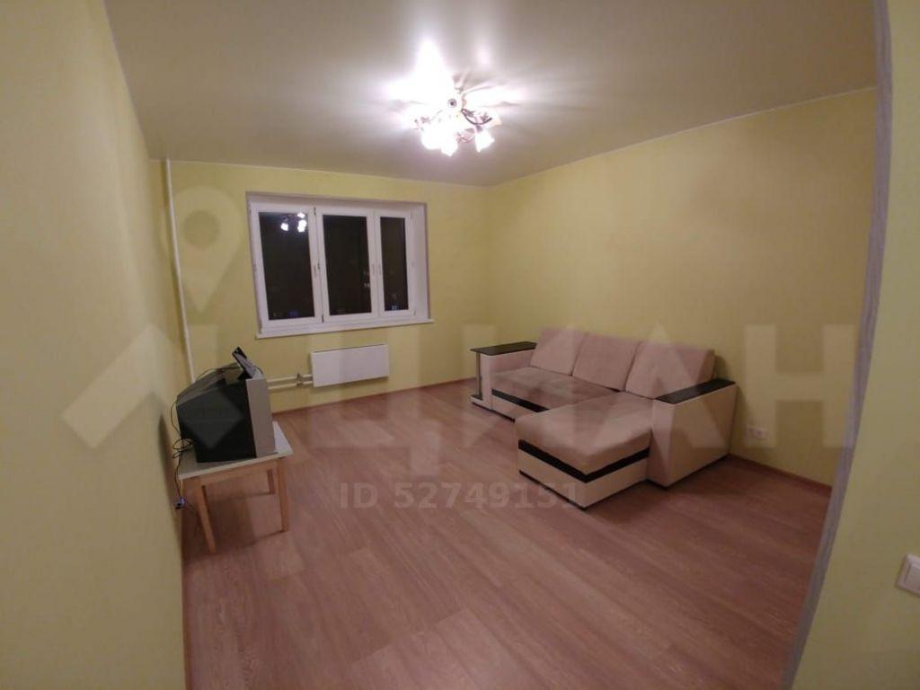 Аренда однокомнатной квартиры поселок Аничково, цена 17000 рублей, 2021 год объявление №1134409 на megabaz.ru