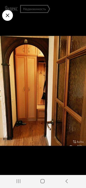 Аренда однокомнатной квартиры Лобня, улица Чайковского 4, цена 21500 рублей, 2020 год объявление №1128424 на megabaz.ru