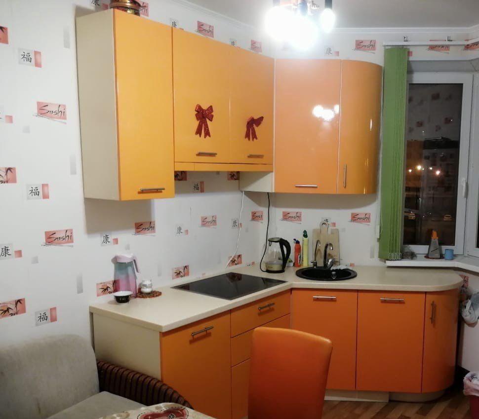 Аренда однокомнатной квартиры Лобня, Физкультурная улица 6, цена 12500 рублей, 2020 год объявление №1129893 на megabaz.ru