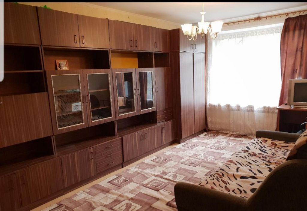 Аренда однокомнатной квартиры Голицыно, Советская улица 56к1, цена 20000 рублей, 2021 год объявление №1163825 на megabaz.ru