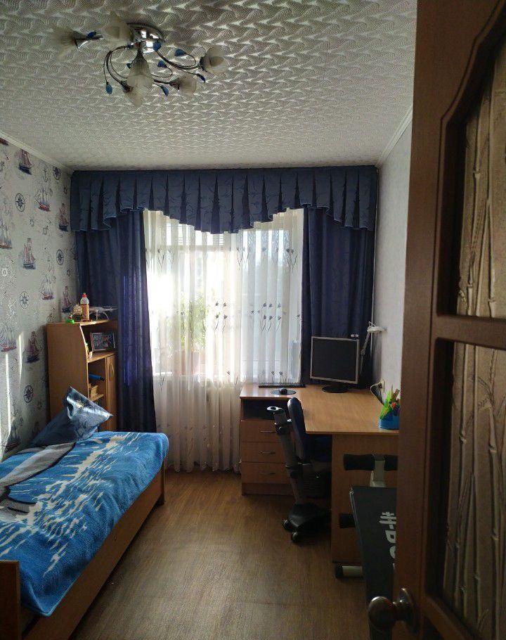 Продажа двухкомнатной квартиры Орехово-Зуево, Парковская улица 30, цена 2650000 рублей, 2020 год объявление №447056 на megabaz.ru