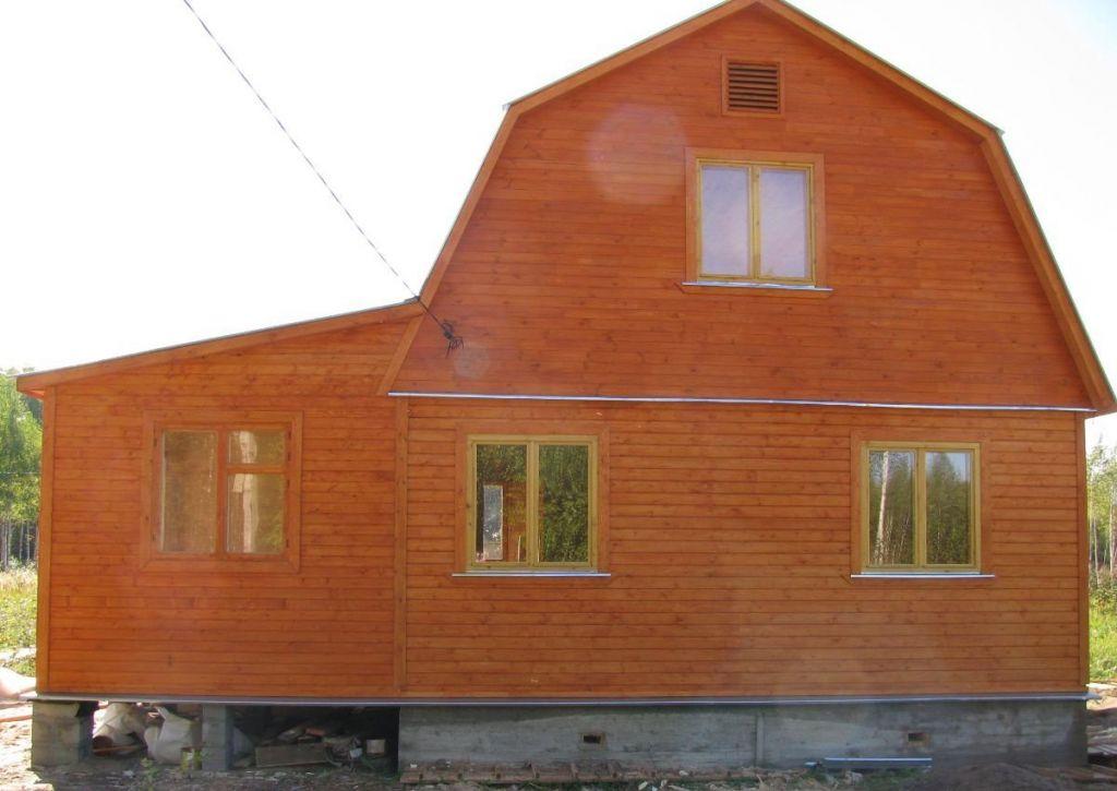 Продажа дома рабочий посёлок Малино, цена 1100000 рублей, 2021 год объявление №408424 на megabaz.ru