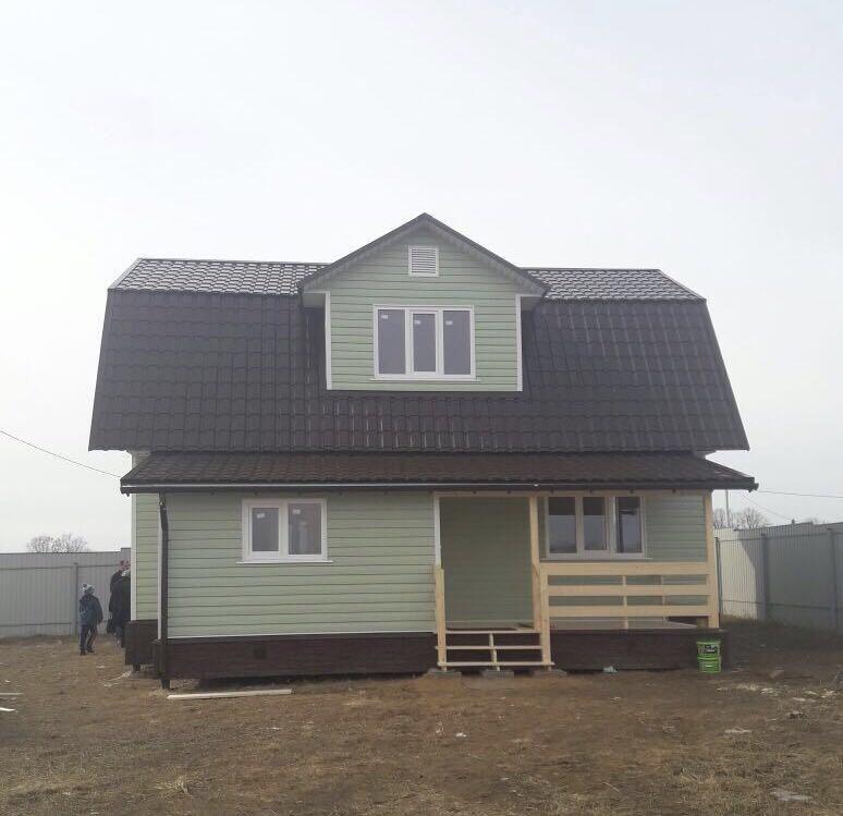 Продажа дома деревня Губино, улица 1 Мая, цена 6500000 рублей, 2020 год объявление №431124 на megabaz.ru