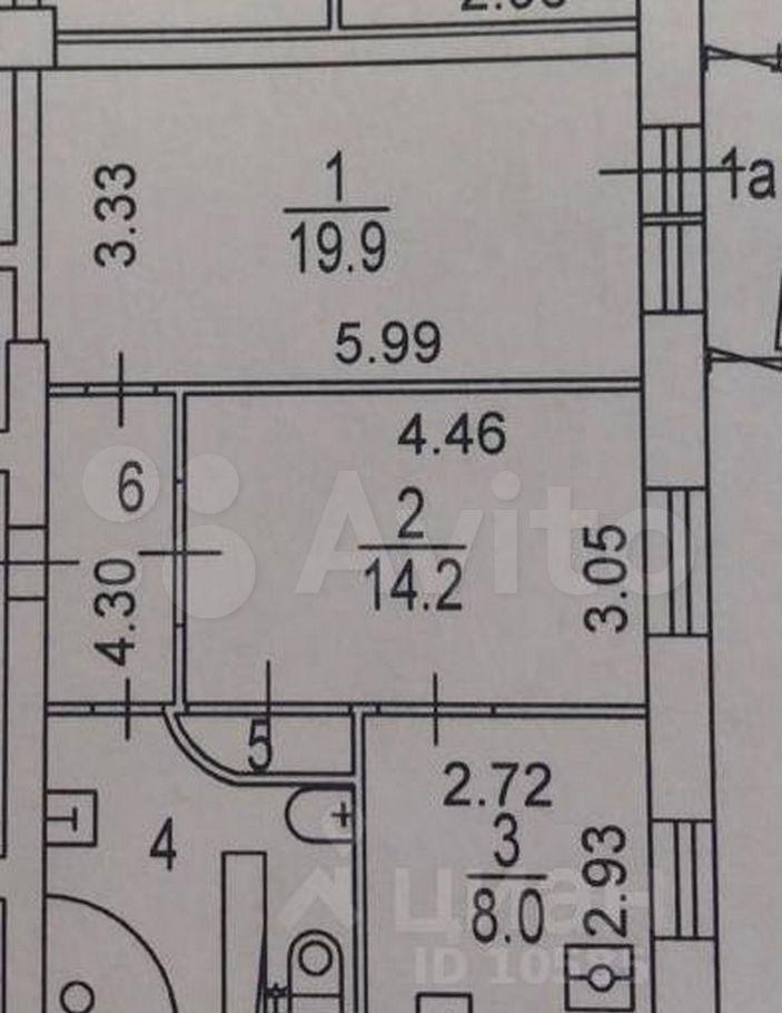 Продажа двухкомнатной квартиры Москва, метро Автозаводская, Автозаводская улица 2, цена 16700000 рублей, 2021 год объявление №696408 на megabaz.ru