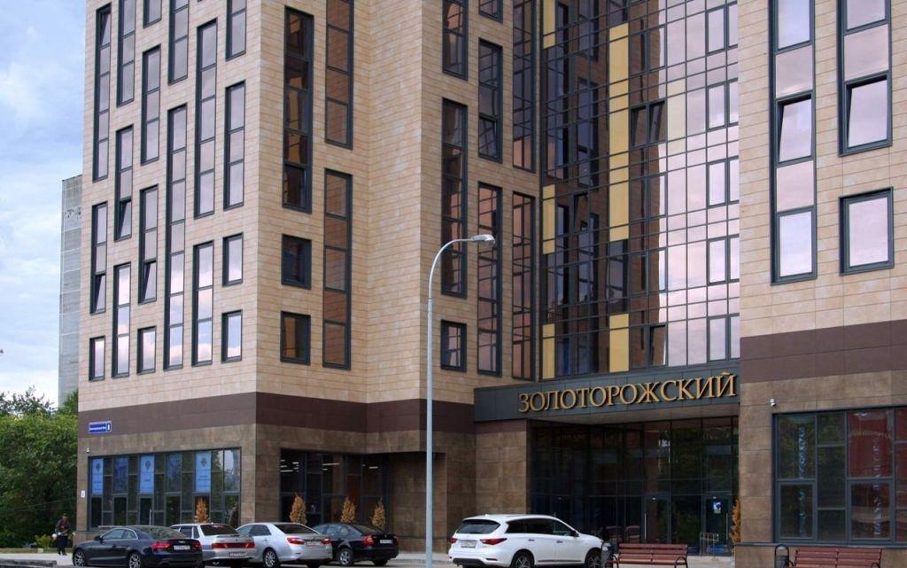 Продажа однокомнатной квартиры Москва, метро Площадь Ильича, улица Золоторожский Вал 8, цена 10000000 рублей, 2021 год объявление №412990 на megabaz.ru