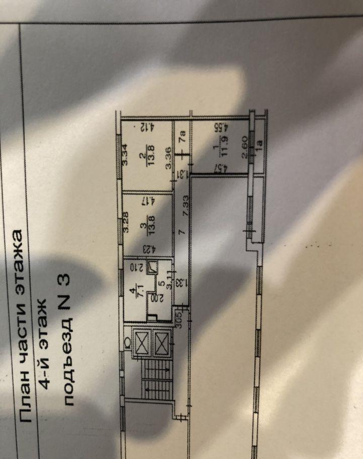 Продажа трёхкомнатной квартиры Москва, метро Сходненская, улица Свободы 49к3, цена 13900000 рублей, 2021 год объявление №493864 на megabaz.ru