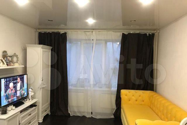 Продажа однокомнатной квартиры поселок Зеленый, Школьная улица 9, цена 3850000 рублей, 2021 год объявление №506650 на megabaz.ru