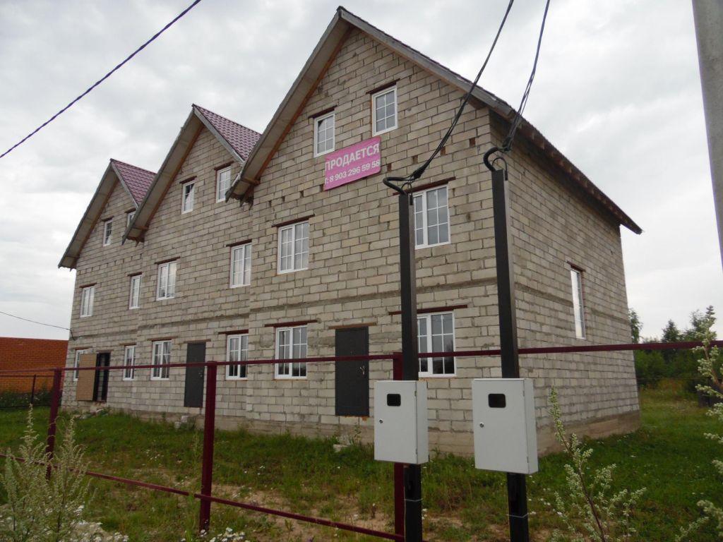Продажа дома рабочий поселок Новоивановское, улица Агрохимиков 3, цена 2900000 рублей, 2021 год объявление №419190 на megabaz.ru
