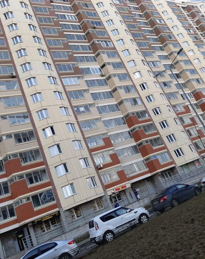 Продажа однокомнатной квартиры село Домодедово, бульвар Строителей 3, цена 4200000 рублей, 2020 год объявление №411649 на megabaz.ru