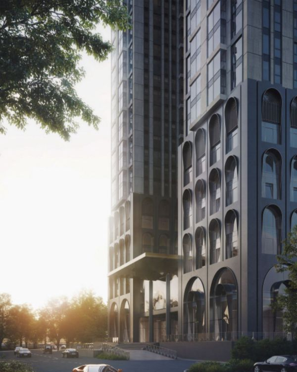 Продажа трёхкомнатной квартиры Москва, метро Парк Победы, цена 37500000 рублей, 2021 год объявление №450774 на megabaz.ru