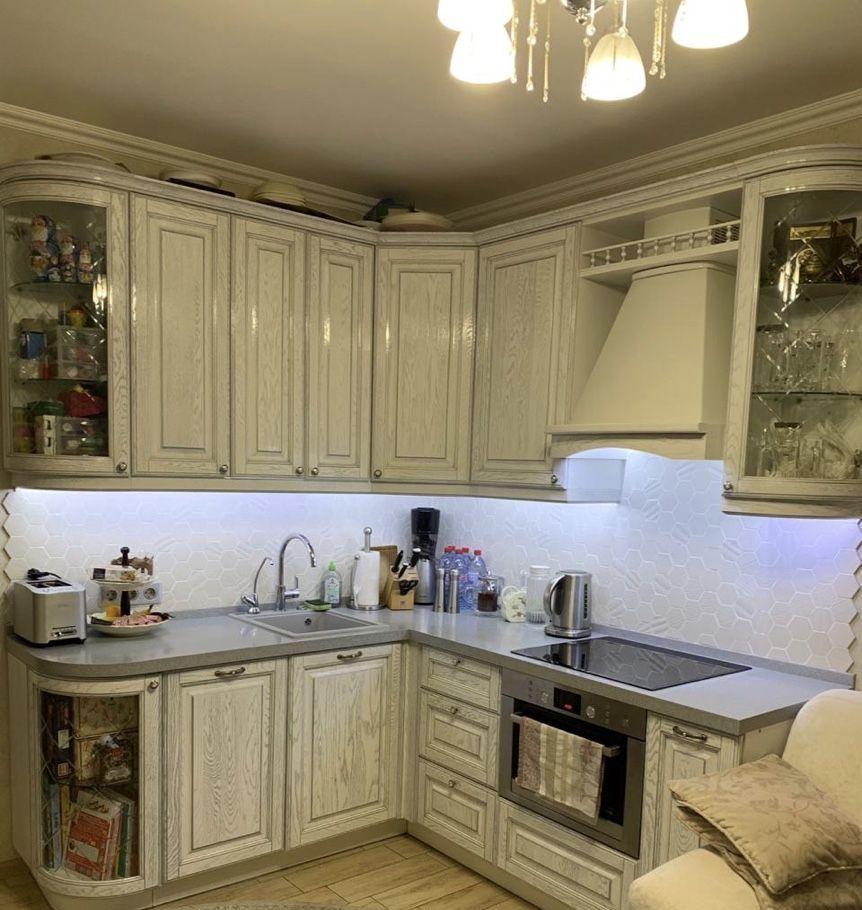 Продажа однокомнатной квартиры поселок Развилка, метро Красногвардейская, цена 6450000 рублей, 2021 год объявление №489490 на megabaz.ru