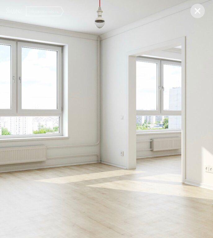 Продажа двухкомнатной квартиры Москва, метро Зябликово, Ясеневая улица 12к2, цена 10700000 рублей, 2020 год объявление №448418 на megabaz.ru