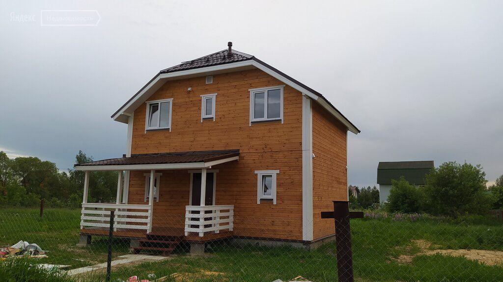 Продажа дома деревня Назарьево, Лазурная улица, цена 2750000 рублей, 2020 год объявление №421568 на megabaz.ru