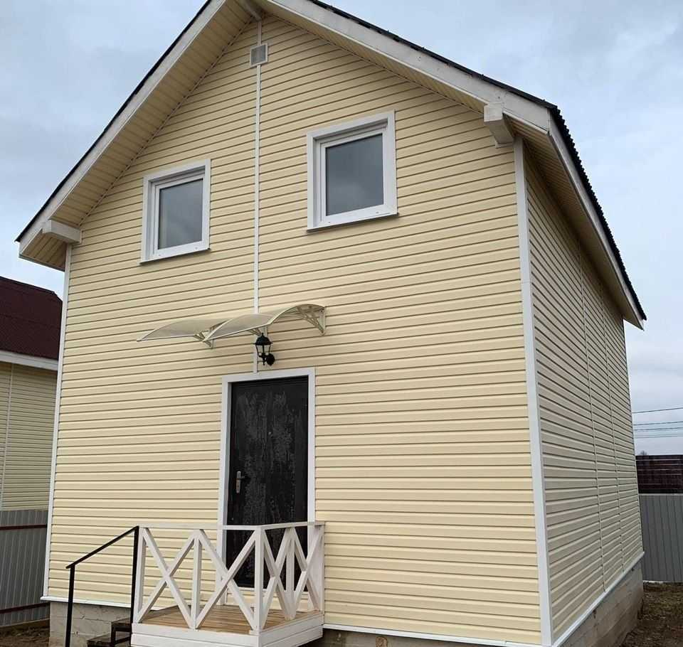 Продажа дома деревня Пешки, цена 3190000 рублей, 2020 год объявление №432100 на megabaz.ru