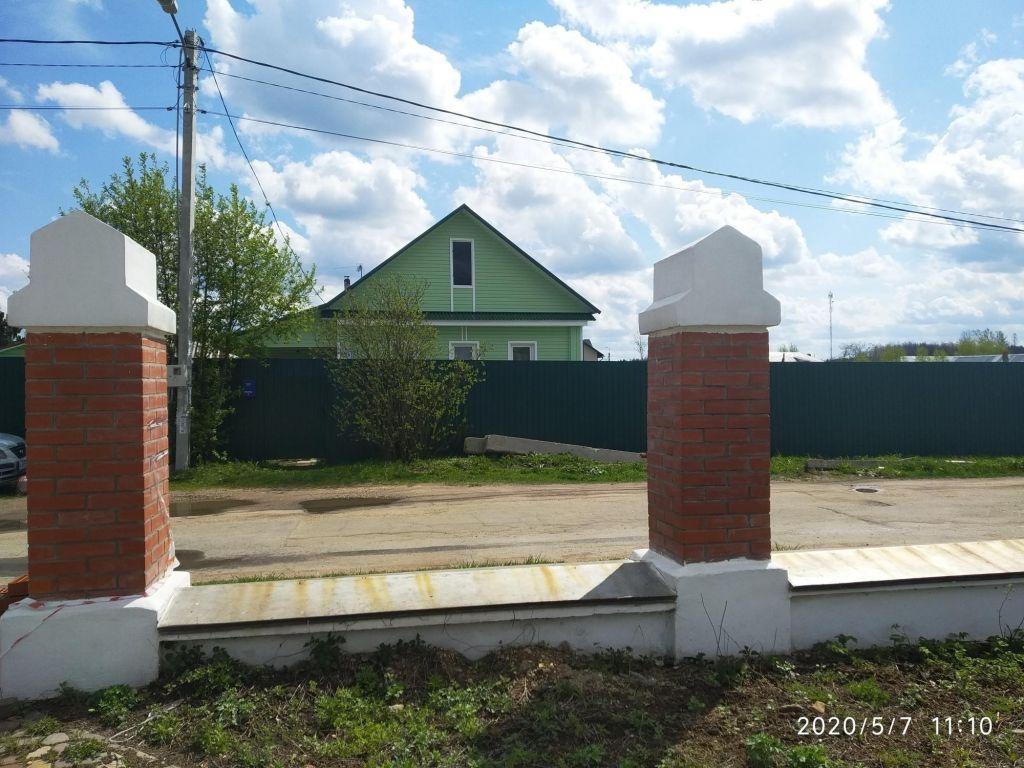 Аренда дома поселок Колюбакино, улица Майора Алексеева 1, цена 20000 рублей, 2021 год объявление №1205860 на megabaz.ru