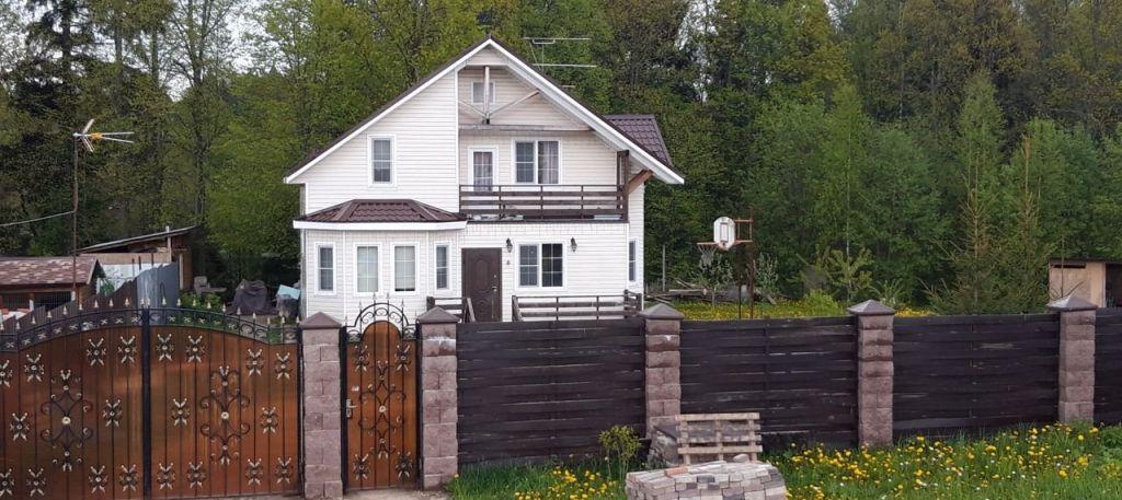 Продажа дома село Марфино, цена 4000000 рублей, 2020 год объявление №412698 на megabaz.ru