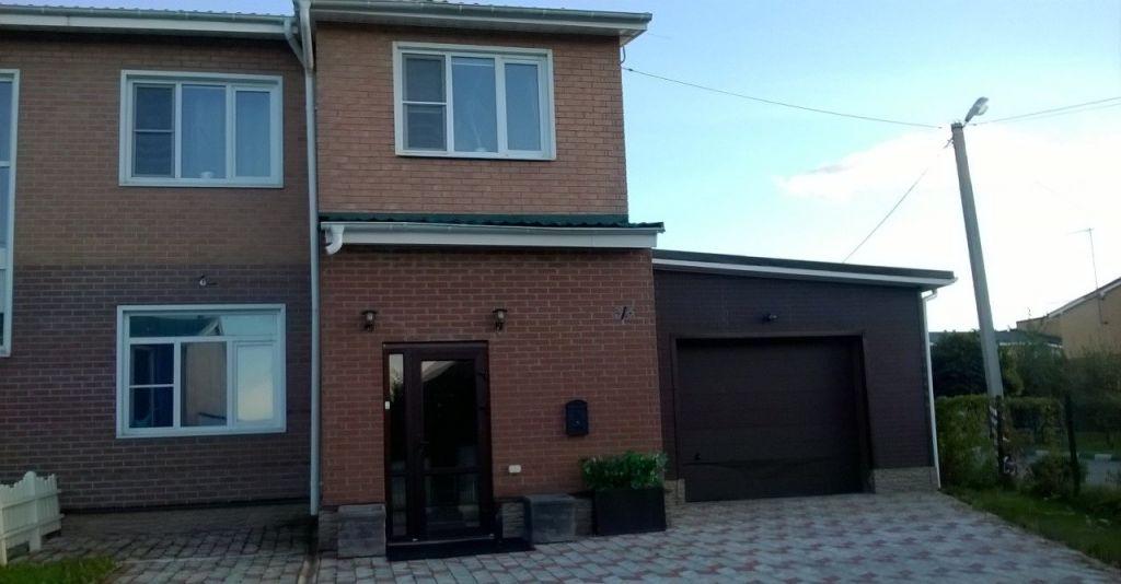 Продажа дома коттеджный поселок Маленькая Шотландия, Центральная улица 3, цена 11500000 рублей, 2021 год объявление №412847 на megabaz.ru