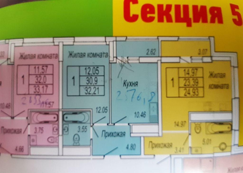 Продажа однокомнатной квартиры Мытищи, цена 4300000 рублей, 2020 год объявление №443087 на megabaz.ru