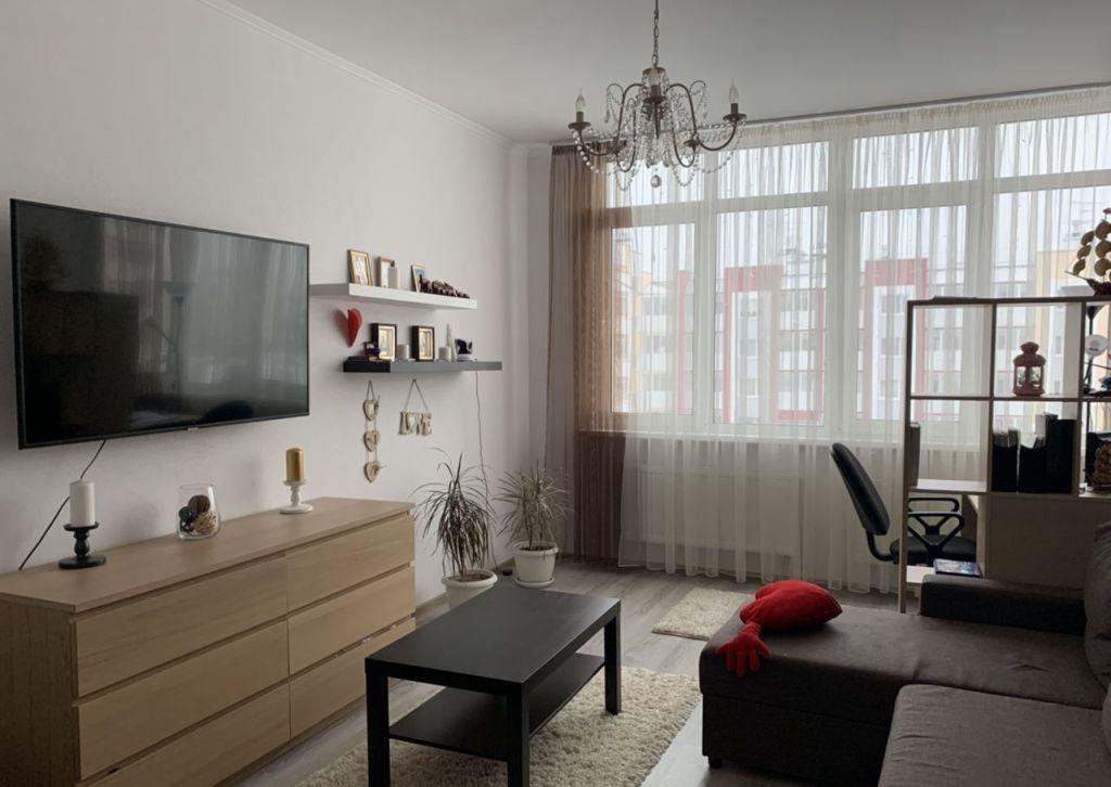 Продажа двухкомнатной квартиры деревня Чёрная, Садовая улица 15, цена 6000000 рублей, 2021 год объявление №354297 на megabaz.ru