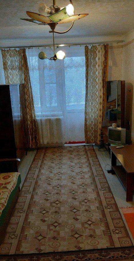 Аренда однокомнатной квартиры Дубна, улица Строителей 14, цена 12000 рублей, 2020 год объявление №1109150 на megabaz.ru