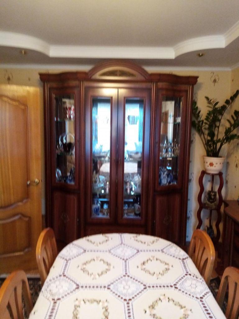 Продажа трёхкомнатной квартиры Солнечногорск, цена 3500000 рублей, 2020 год объявление №505217 на megabaz.ru