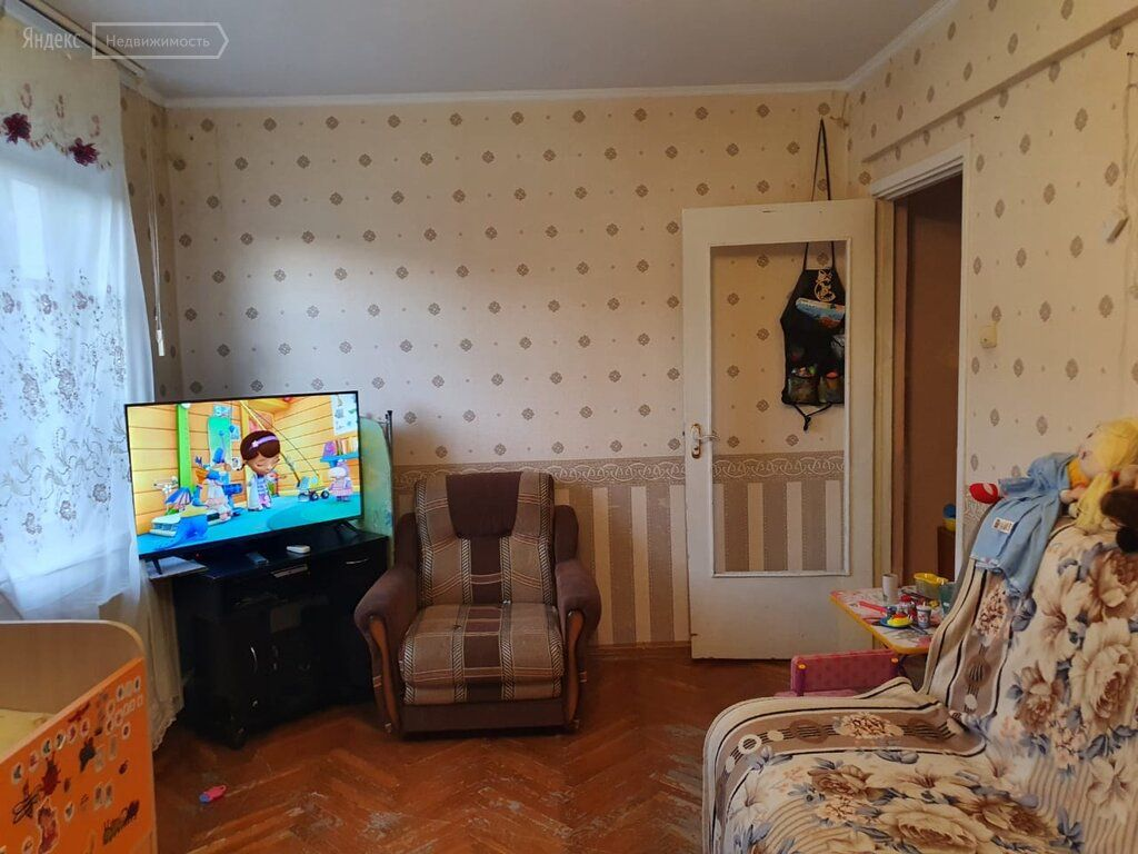 Продажа однокомнатной квартиры Москва, метро Печатники, Шоссейная улица 7, цена 3449 рублей, 2020 год объявление №449602 на megabaz.ru