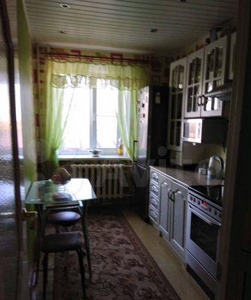 Аренда трёхкомнатной квартиры Электроугли, Школьная улица 40, цена 26000 рублей, 2021 год объявление №1327521 на megabaz.ru
