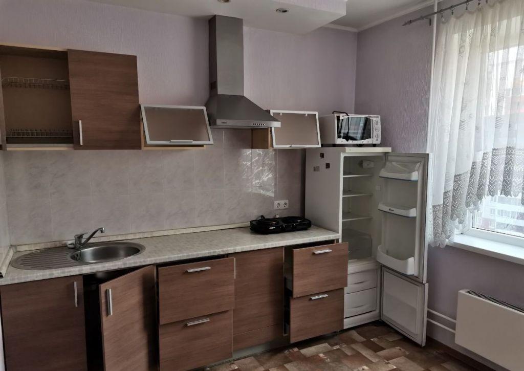 Аренда однокомнатной квартиры поселок ВНИИССОК, улица Дружбы 1, цена 25000 рублей, 2020 год объявление №1122615 на megabaz.ru