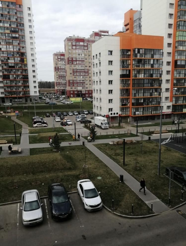 Аренда однокомнатной квартиры деревня Боброво, цена 24000 рублей, 2020 год объявление №1010327 на megabaz.ru